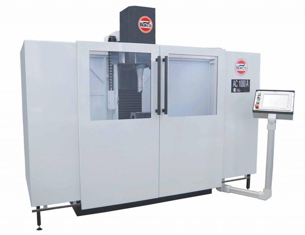 Berco AC1000A CNC Cylinder Boring Machine