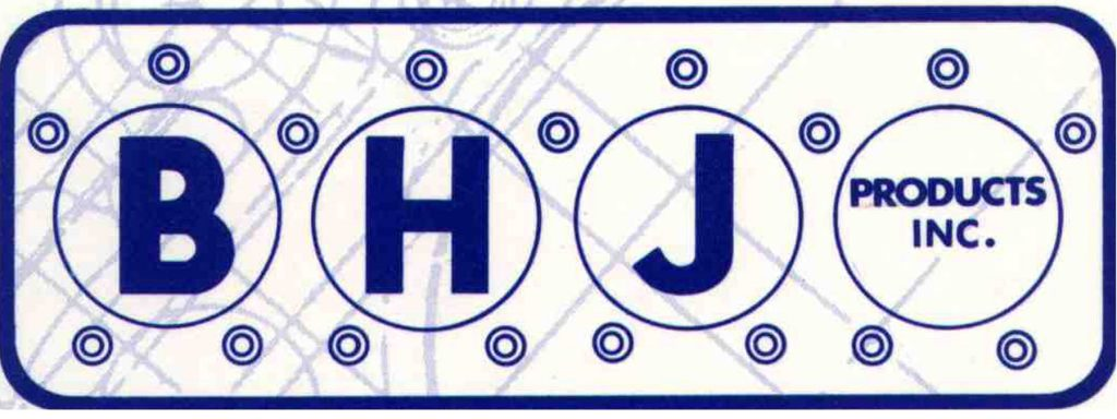 BHJ Products Inc Logo