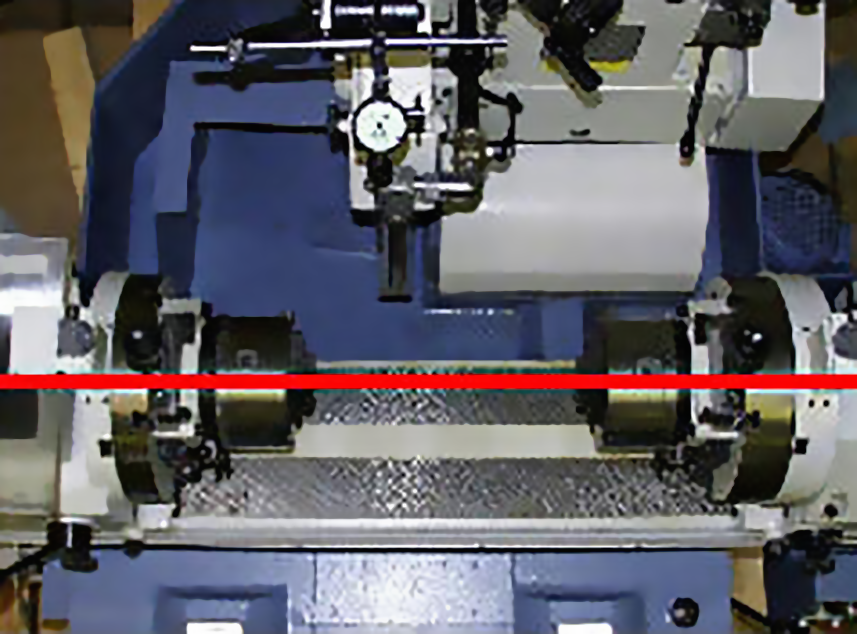 Step 5: Checking Machine Alignment
