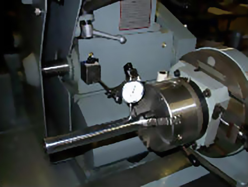 Checking Spindle Alignment