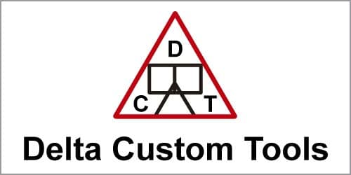 Delta Custom Tools Logo