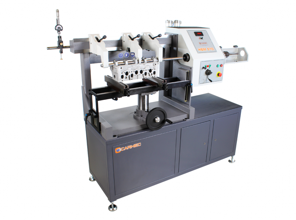 HBM 810 Line Boring Machine for Cylinder Heads & Blocks
