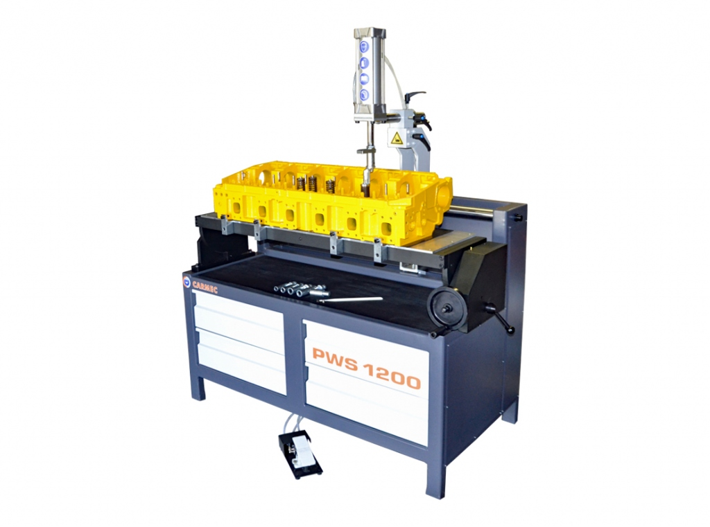PWS-1200 Heavy Duty Cylinder Head Work Bench