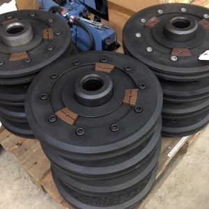 Used Berco RMT300:351 Crankshaft Wheel Hubs