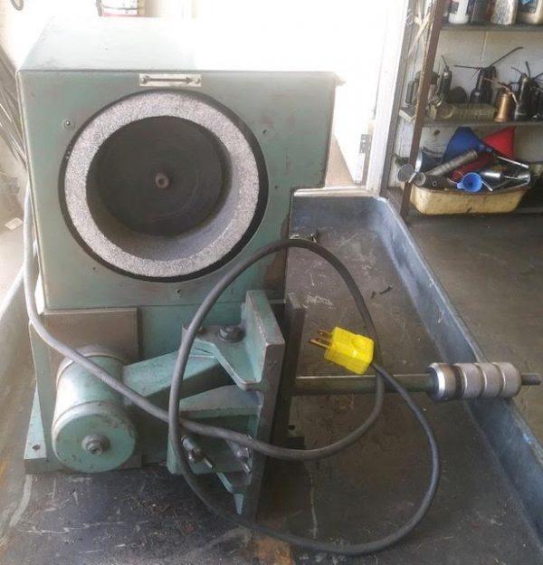 Peterson Machine Tool Cap Grinder